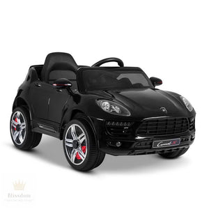 Macan Coronet S Kids Electric Ride On Car - 2 Colours (Manual + Remote Control)