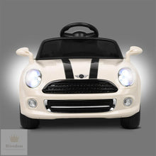 Mini Cooper Kids Electric Ride On Car - 2 Colours (Manual + Remote Control)