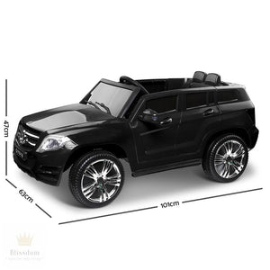 Mercedes Benz ML450 Electric Kids Ride on Car - 2 Colours (Manual + Remote Control)