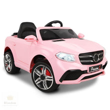 Mercedes Benz GLE 63 Kids Electric Ride on Car (Manual + Remote Control)