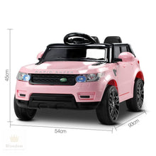 Evoque Kids Electric Ride on Car - 3 Colours (Manual + Remote Control)