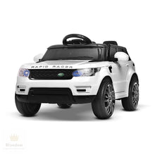 Evoque Kids Electric Ride on Car (3 Colours, Manual + Remote Control)