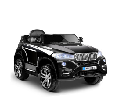 BMW X5 Kids Electric Ride On Car (2 Colours, Manual + Remote Control)