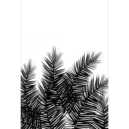 Rising Palms Canvas (4 Sizes)