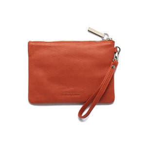 Stitch & Hide Cassie Leather Clutch (3 Colours)