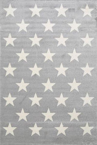 Stars in My Eyes Rug (3 Sizes - 5 Colours, Rectangle or Round)