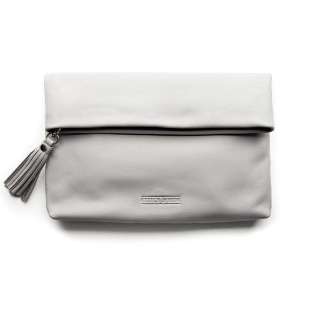 Stitch & Hide Lily Fold Leather Clutch (3 Colours)