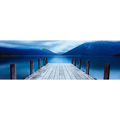 Tranquil Jetty Canvas (3 Sizes)