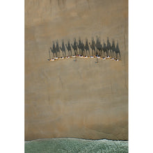 Broome Camel Train by Renee Doyle Canvas - 118cm x 80cm