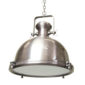 400mm Aurora Industrial Pendant Light (4 Colours/Finishes)
