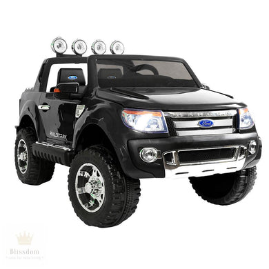 Ford Ranger Kids Electric Ride on Car (Manual + Remote Control)