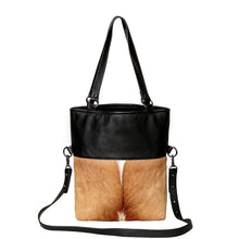 Status Anxiety Wasteland Tote - Black/Springbok
