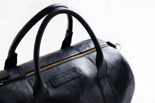 Status Anxiety Succession Leather Duffle