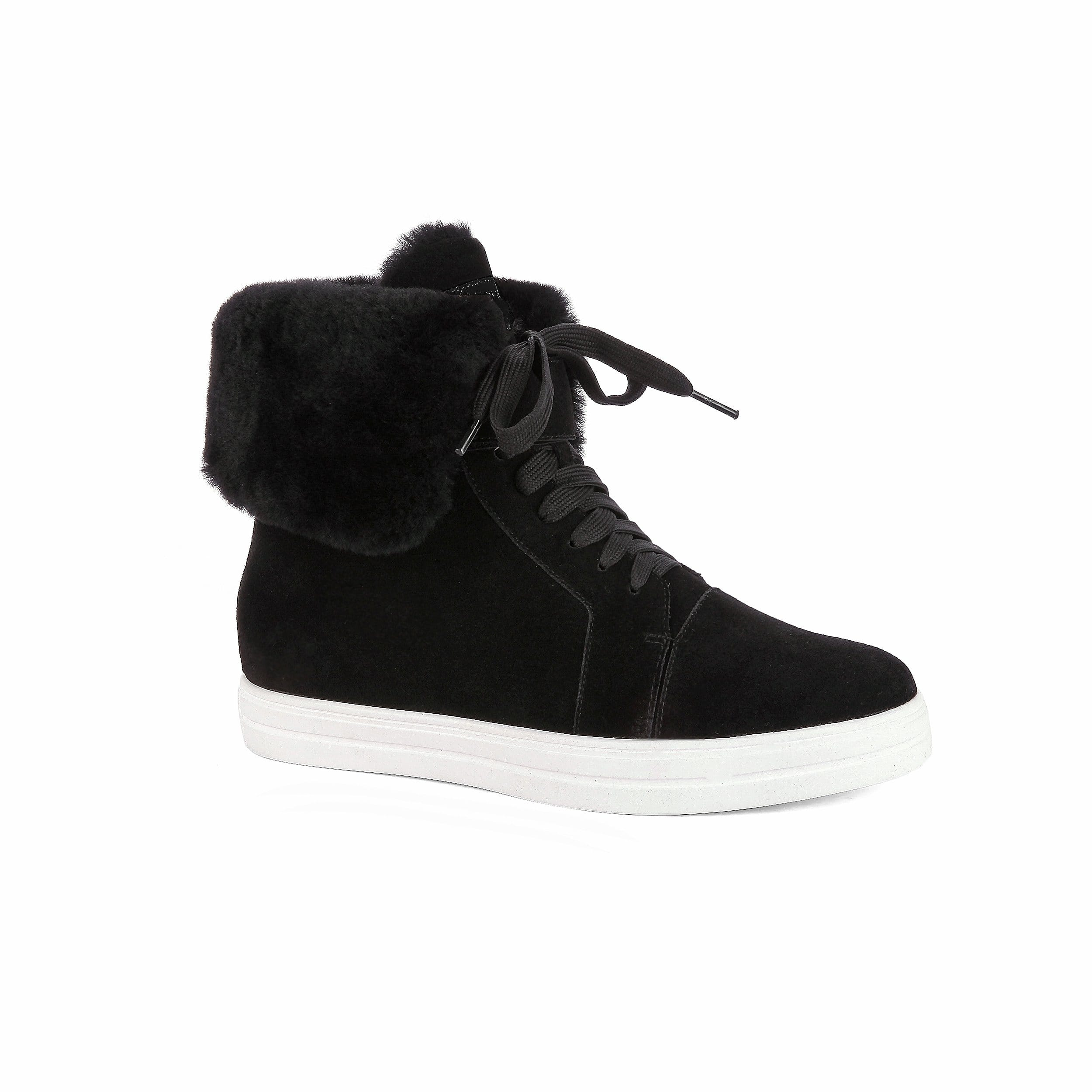 UGG Elevator Lace-up Sneaker