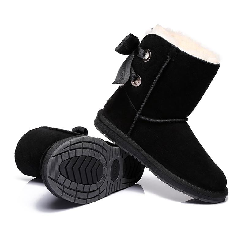 UGG Direct Classic Bow Boots - UGG Direct