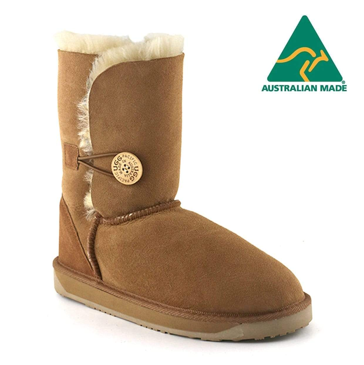 UGG Premium Short Button - Made in Australia