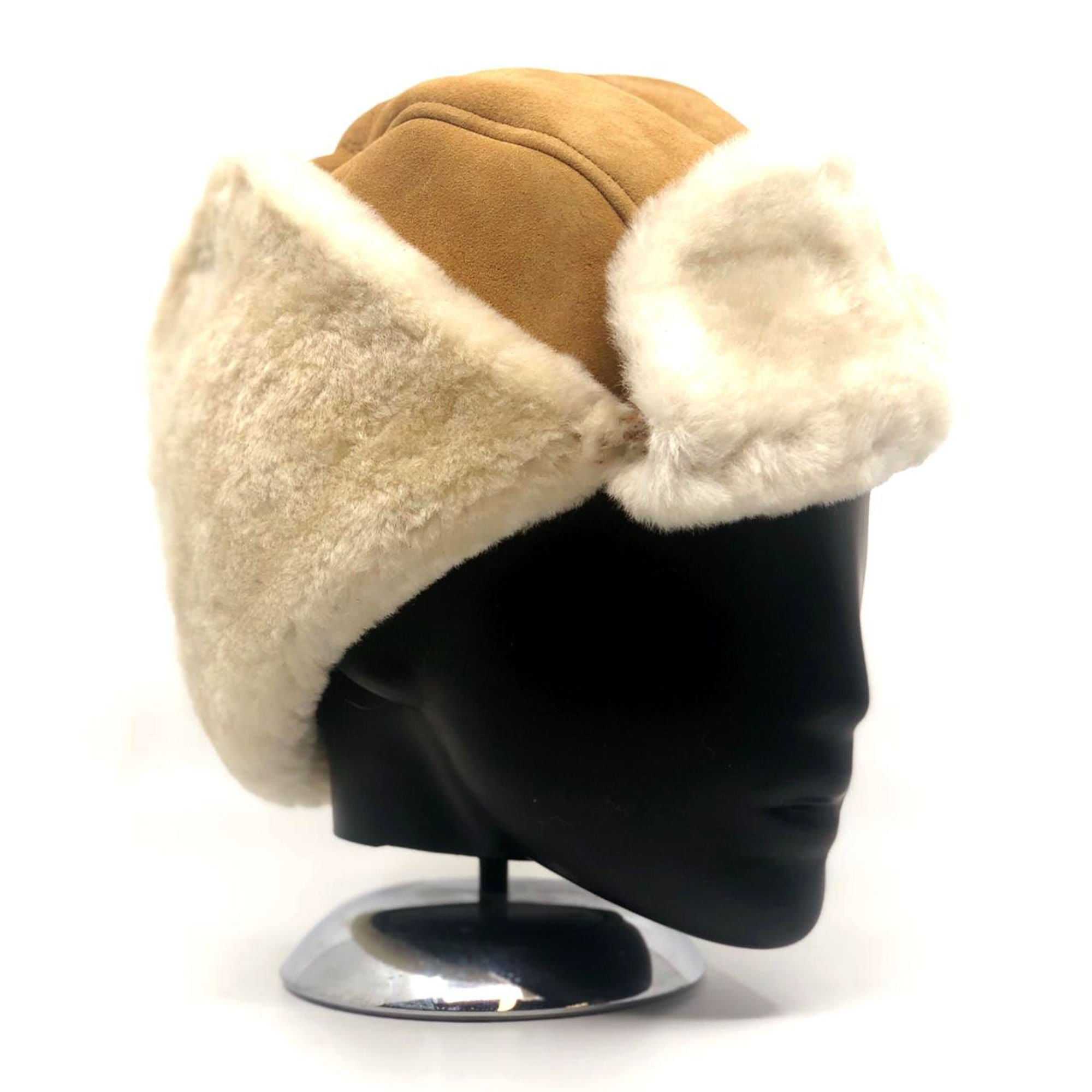 UGG Sheepskin Aviator Hat
