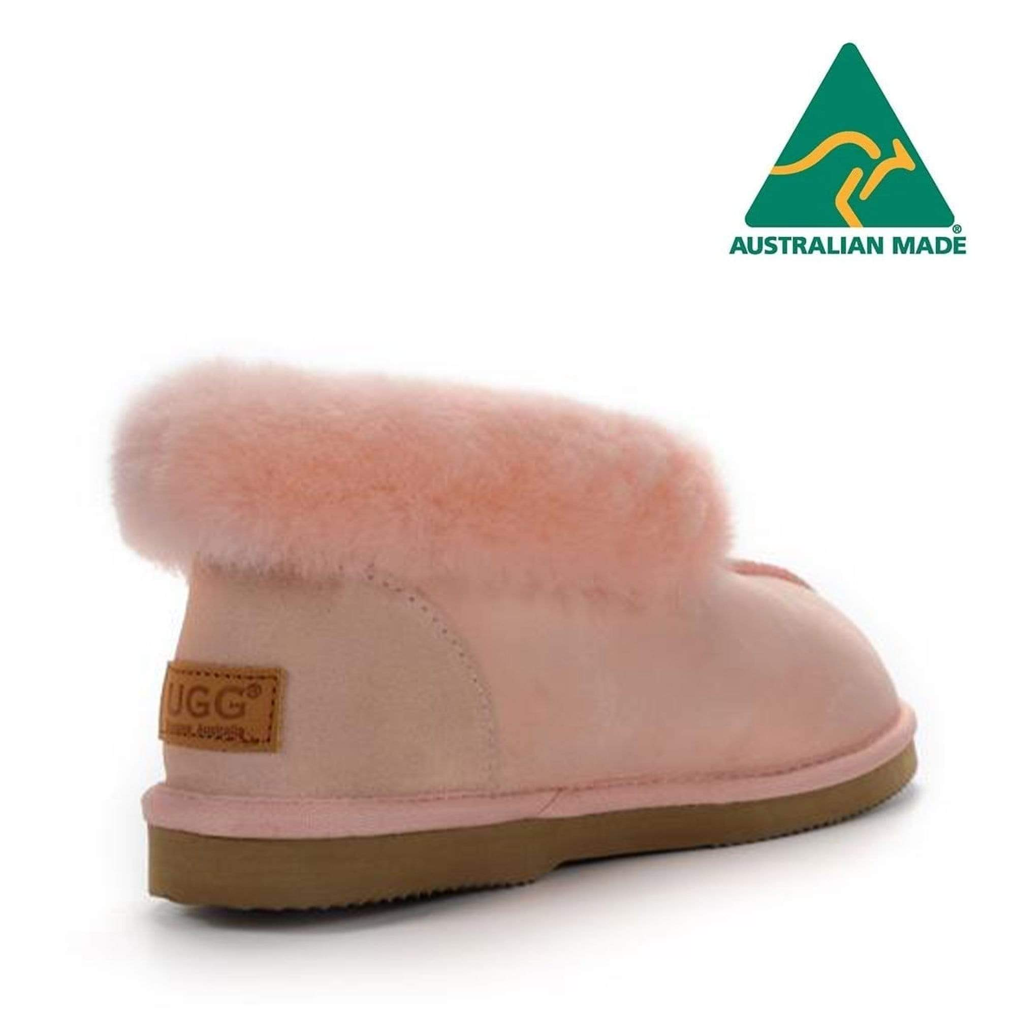 UGG Roozee Unisex Slippers - Made in Australia