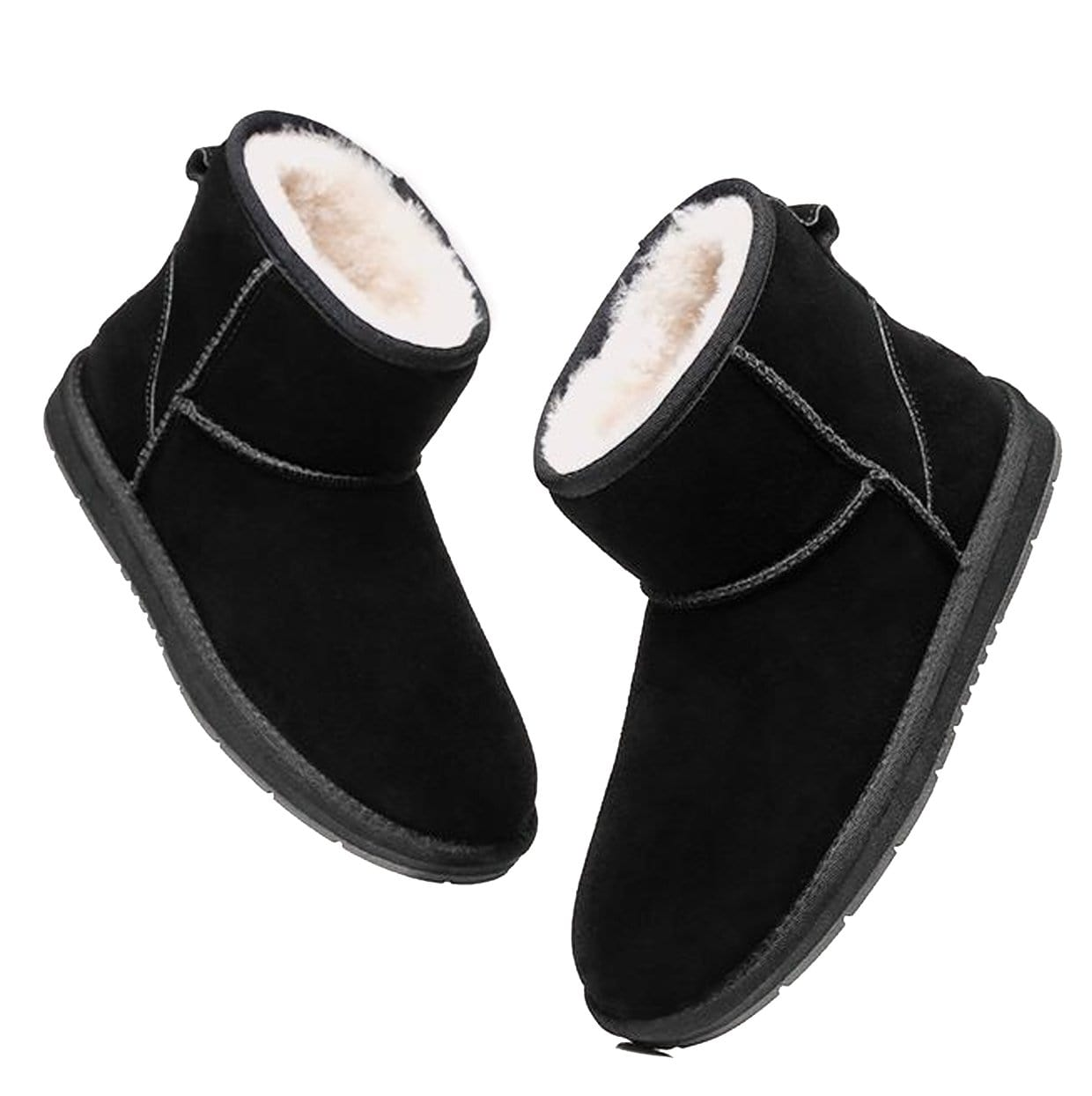 UGG Suede Mini Boots