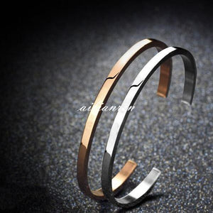 2018 New Luxury Design Fashion jewelry Stainless Steel Bracelets & Bangles Fit DW Men Women Love Bracelets Gift