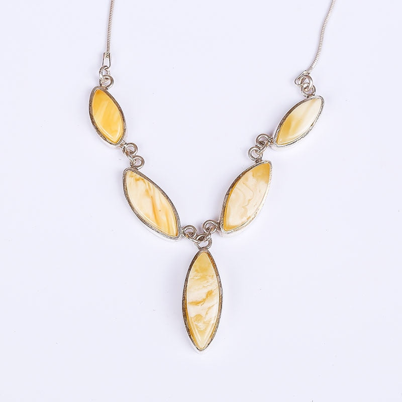 Authentic 100% 925 sterling silver pendants empty tent simple with the shape of the necklace care amber beads pine wax pendant