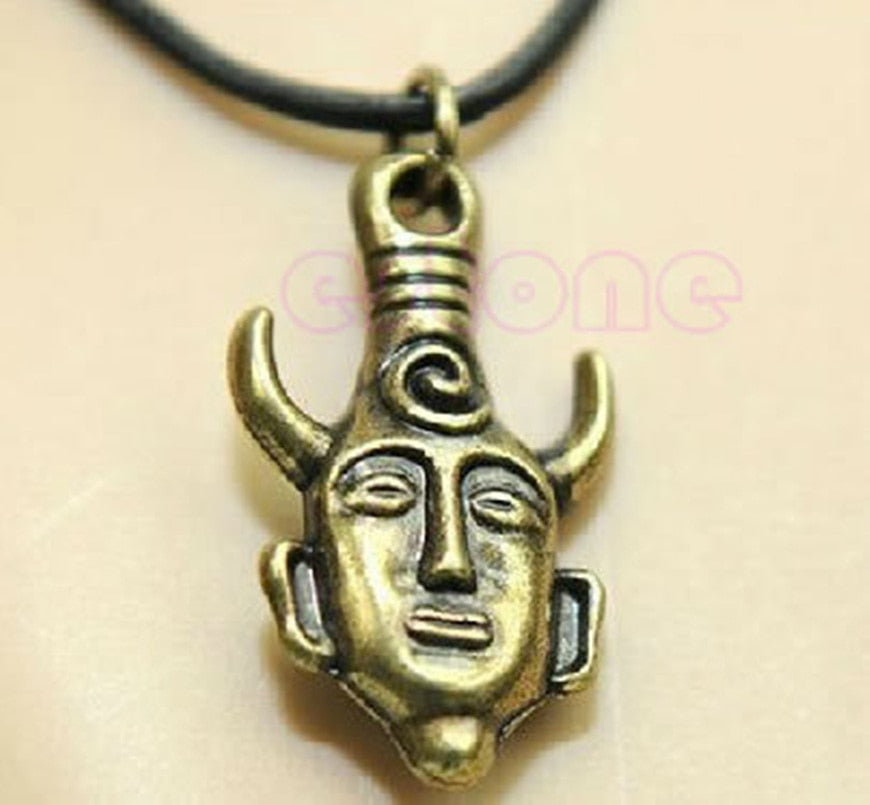 Hot Jensen Ackles Dean Winchester Protection Amulet Necklace For Supernatural T52