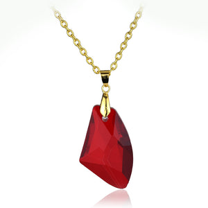 red the Philosopher's Stone necklaces for women sorcerer harry magic pendants movie gifts for kids potter