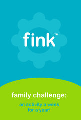family challenge: an activity a week for a year