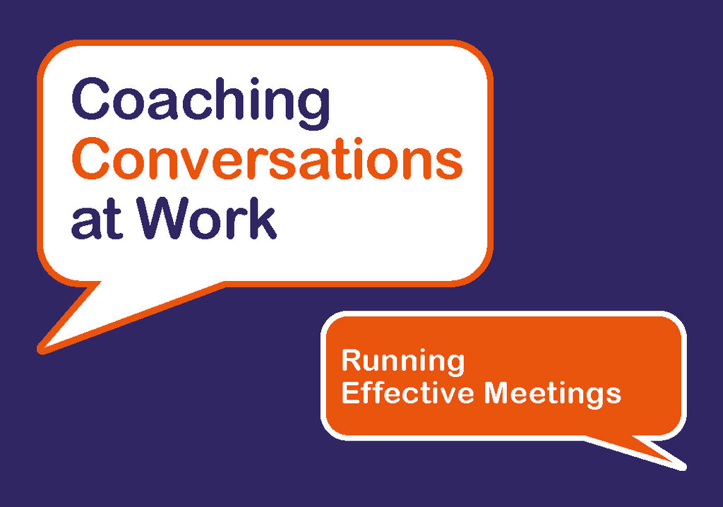 Running Effective Meetings