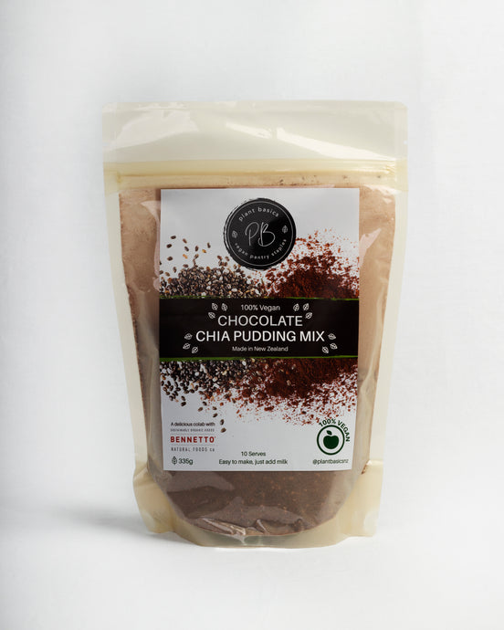 Chia Pudding Mix - Chocolate