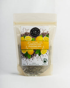 Chia Pudding Mix - Lemon