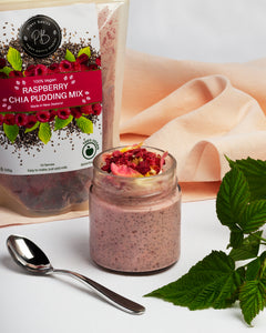 Chia Pudding Mix - Raspberry