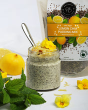 Load image into Gallery viewer, Chia Pudding Mix - Lemon