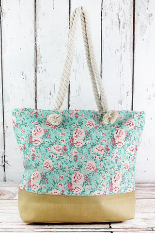Rose Garden Shoulder Bag