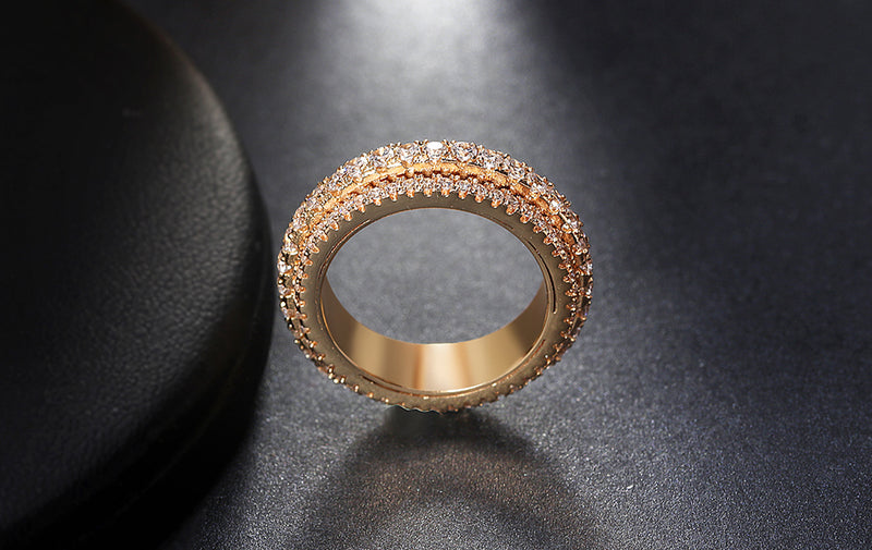 Spinning Eternity Band