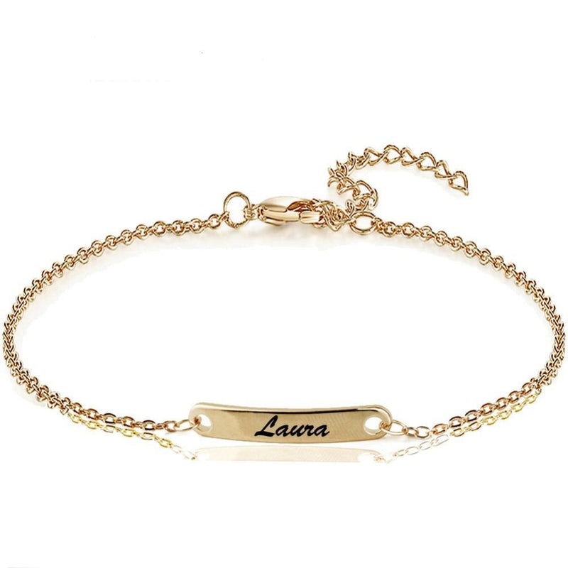 Customised Name Bracelet