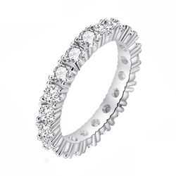 Diamond Eternity Ring Discounted