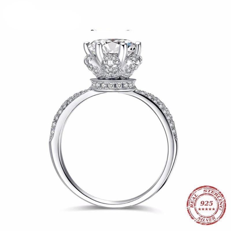 Heiress Engagement Ring
