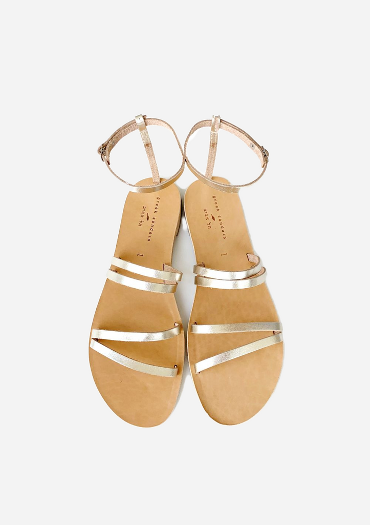 GREEK SANDALS LEENA