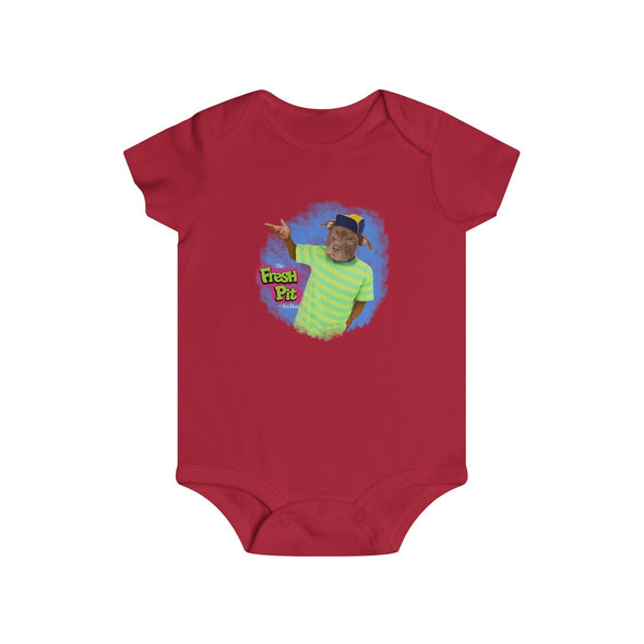 Baby | The Fresh Pitt | Onesie
