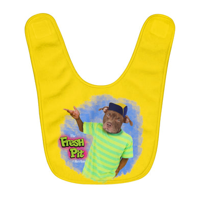 Baby | The Fresh Pit | Fleece Baby Bib