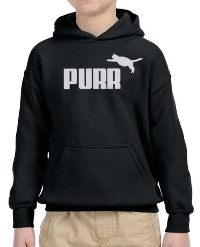Youth Boys | Purr | Hoodie