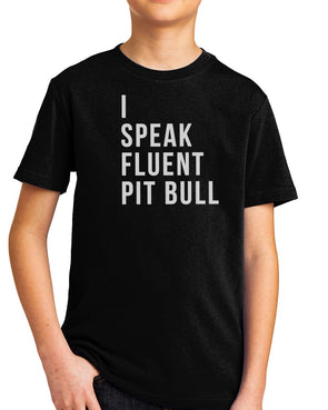 Youth Boys | Fluent Pit Bull | Tee