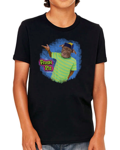 Youth Boys | The Fresh Pitt | Tee