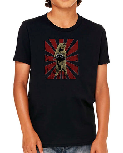 Youth Boys | Bear Traps | Tee