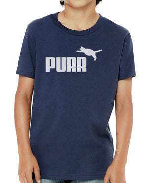 Youth Boys | Purr | Tee