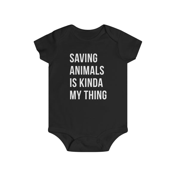 Baby | Saving Animals | Onesie