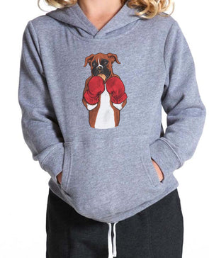 Youth Girls | Junior Boxer | Hoodie