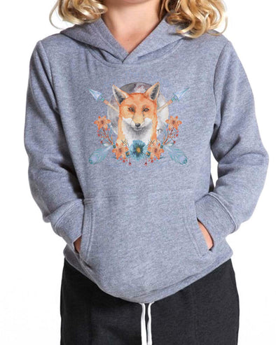 Youth Girls | Fox Confessor | Hoodie