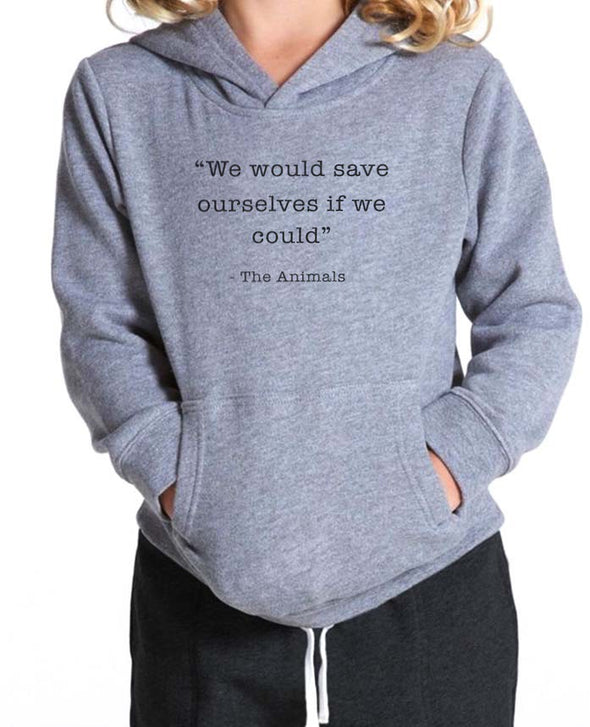 Youth Girls | Save Ourselves | Hoodie
